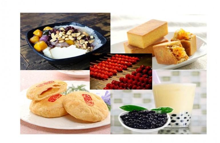 Đài Loan và những món ăn ngon ngọt ngất ngây