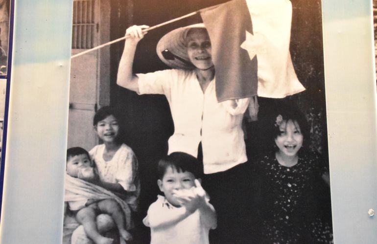 第二屆「蹲點‧台灣‧心南向:越南胡志明」─ 《留念》