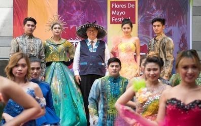 Cùng trải nghiệm Lễ hội Philippines Hoa Tháng Năm