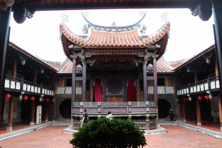Tam hợp viện, Tứ hợp viện:  Nét văn hóa kiến trúc truyền thống của người Đài Loan