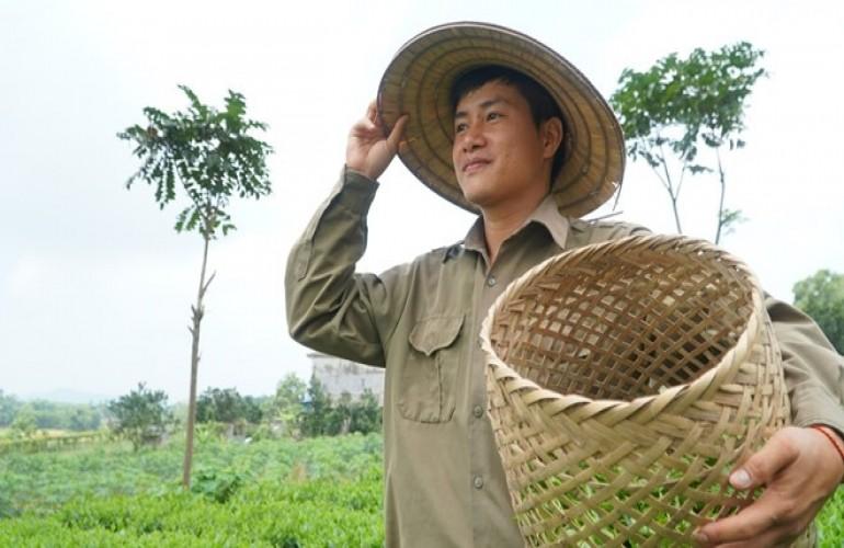 黎山海為太原茶產品打開新的發展方向