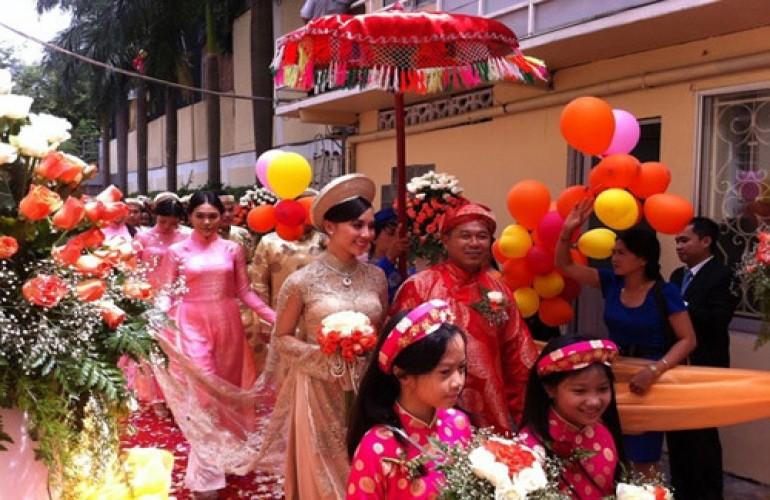 Đám cưới Việt xưa và nay