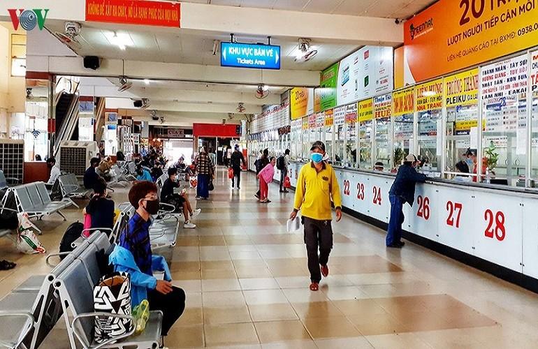 越南政府規定:公共場所及進出航班都必須戴口罩