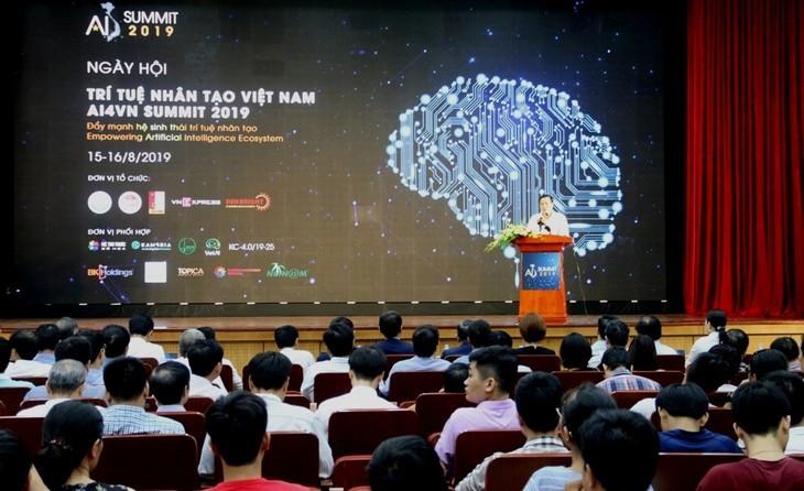 越南大力發展人工智能創業生態系