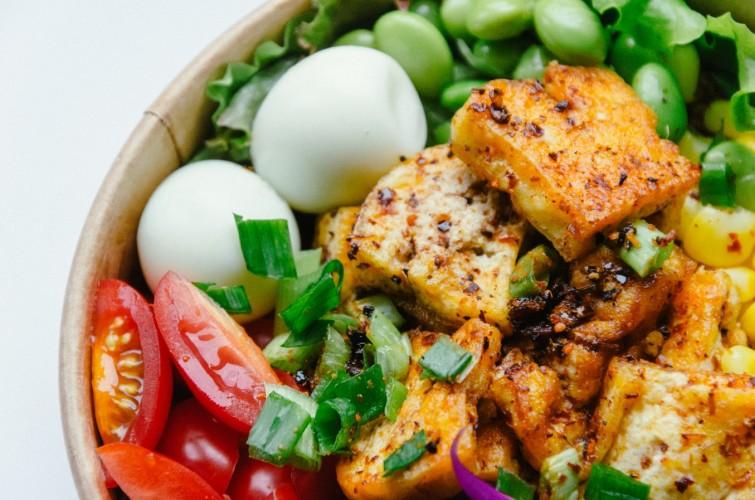 鍋搨豆腐 ——精絕之味