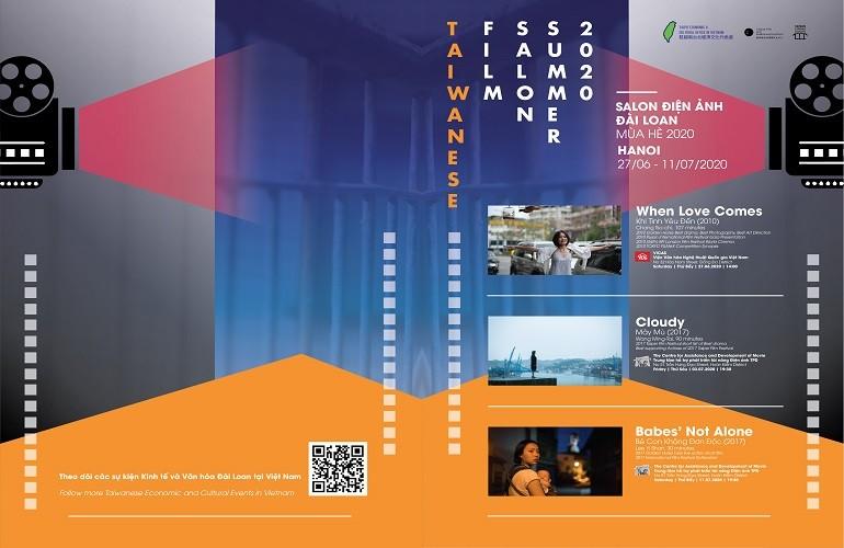 Chuỗi hoạt động giới thiệu Văn hóa Đài Loan tại Việt Nam năm 2020
