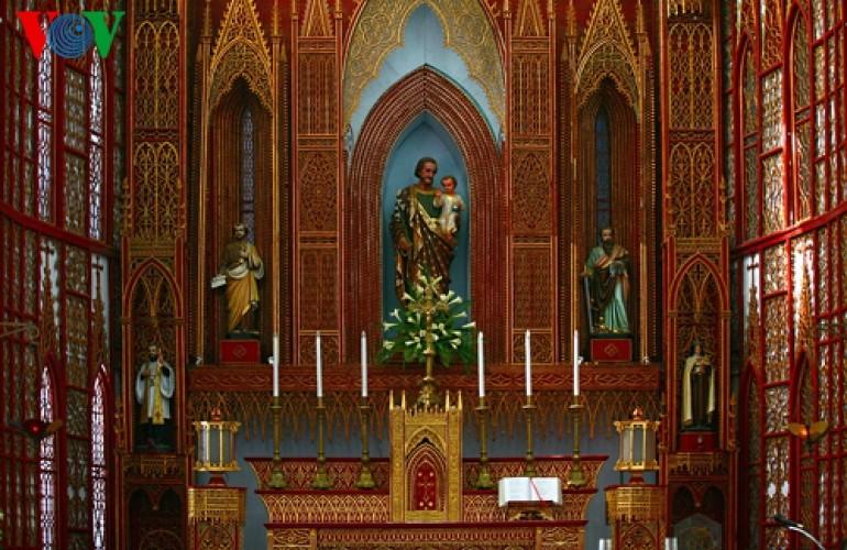 【建築- 在越南的美麗法國烙印系列】河內聖約瑟夫大教堂