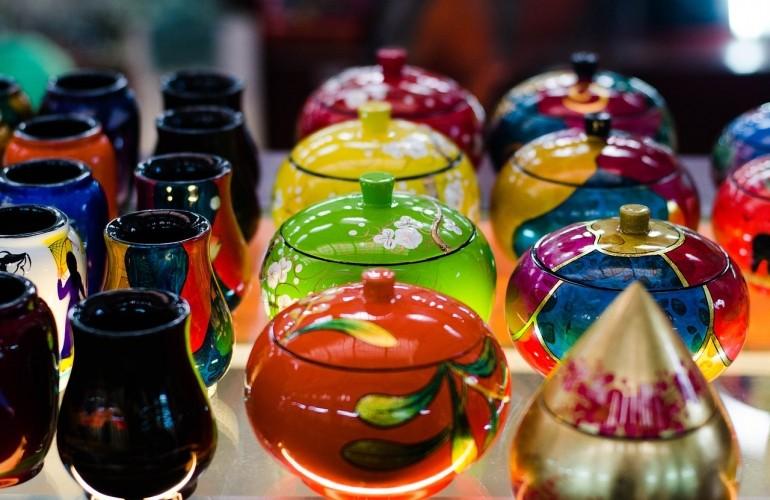 夏泰村 - 河內市獨一無二的兩百多年曆史的傳統手工漆藝村