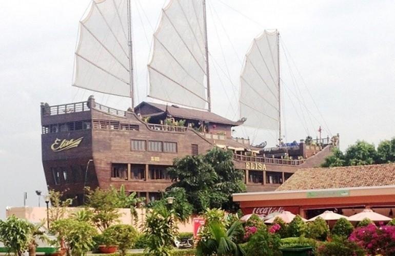 【建築- 在越南的美麗法國烙印系列】芽榮碼頭