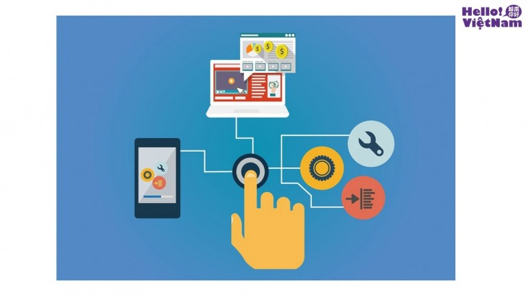 發展電子商務 滿足消費者需求