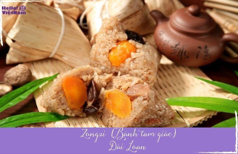 Zongzi - Món bánh không thể thiếu trong ngày Tết Đoan Ngọ