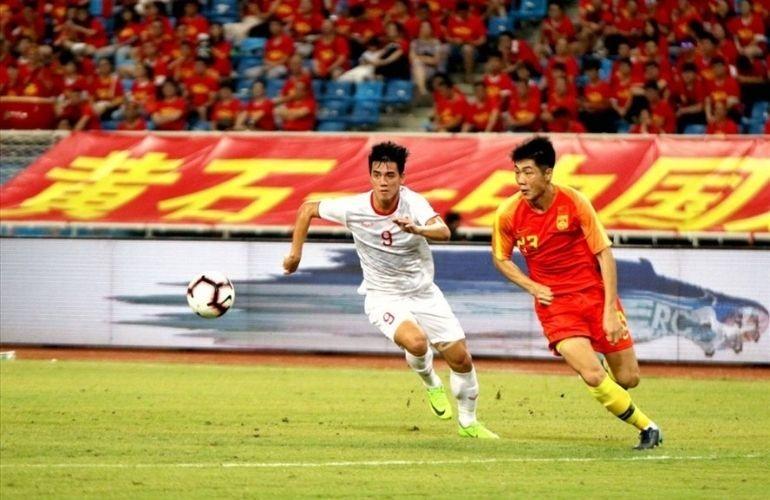 Việt Nam sẽ gặp Trung Quốc trong vòng loại thứ 3 World Cup 2022