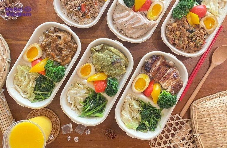 Cơm hộp - Nét văn hóa  ẩm thực độc đáo ở Đài Loan (P.1)