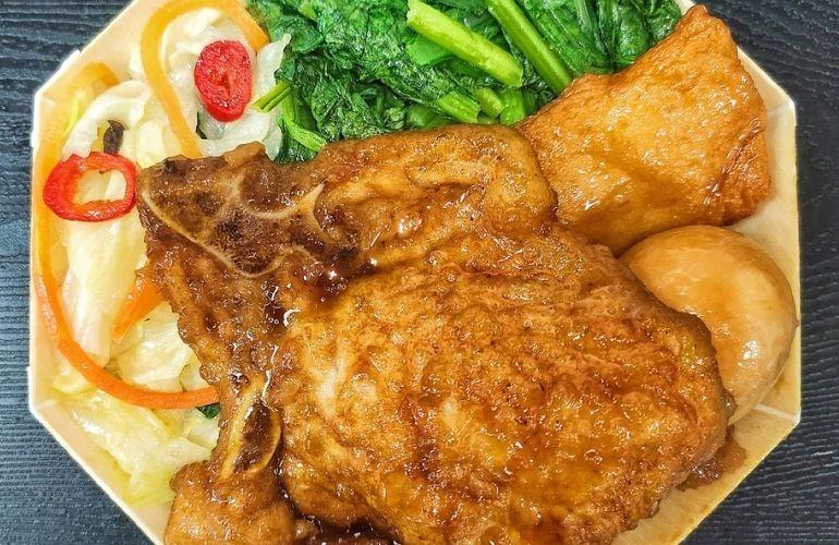 Cơm hộp - Nét văn hóa  ẩm thực độc đáo ở Đài Loan (P.2)