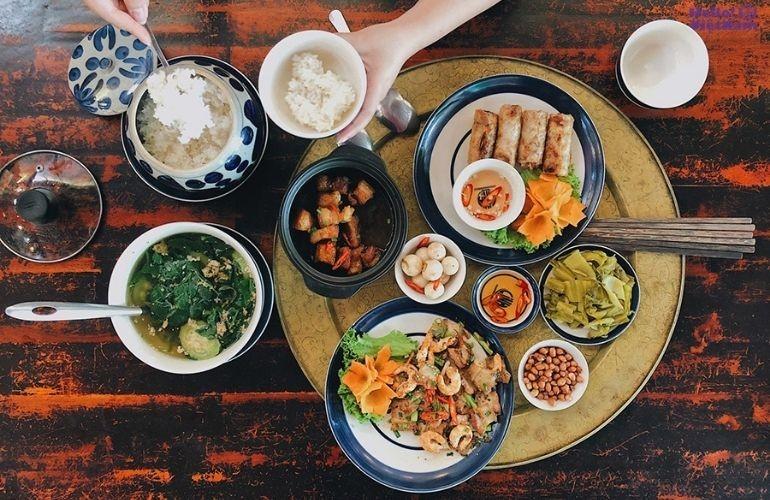 【越南飲食文化】- 民間文學下的飲食
