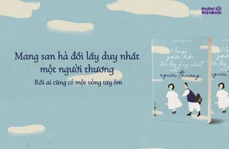 Mang san hà đổi lấy duy nhất một người thương – Khi một cô gái đọc thơ tình