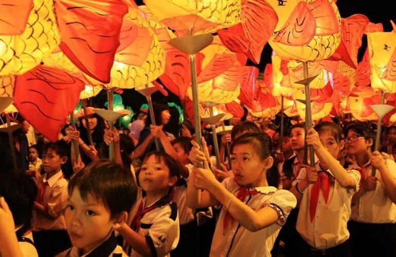 【越南中秋節】每個越南孩子最快樂的記憶